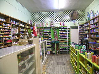 Local botanica - Herb Shop