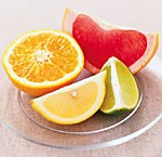 Citrus fruits are used in many liver cleanse recipes