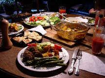 A lovely feast