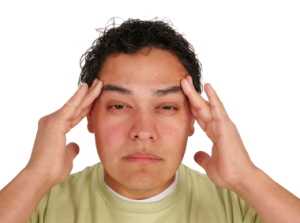 Sinus Congestion is just one possibility